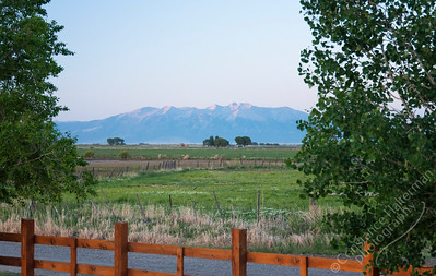 San Luis Valley - Mount Blanca