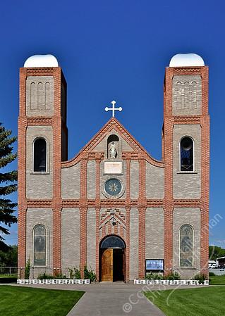 Conejos - Catholic Church