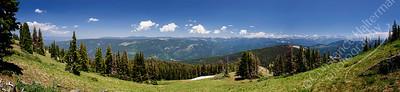 Lobo Overlook - Wolf Creek Pass