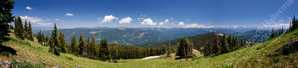 Lobo Overlook - Wolf Creek Pass