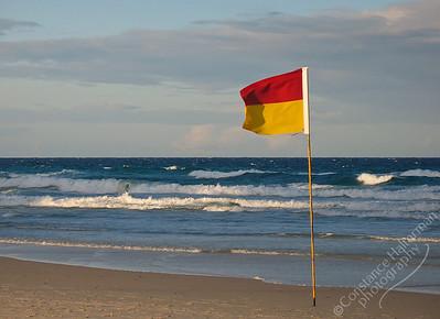 Surfer's Paradise - Surf Lifesavers flag