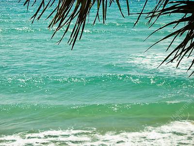 Rainbow Beach - water