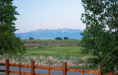 San Luis Valley - Mount Blanca
